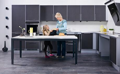 Aménagement des cuisine avec Variplan