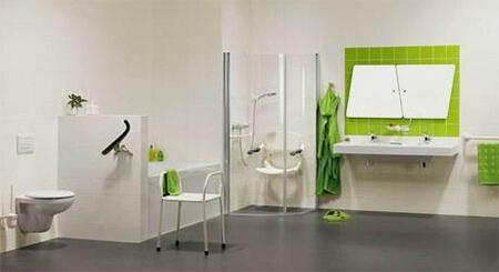 Accessoires pour les spécialiste de l'aménagement de salle de bain