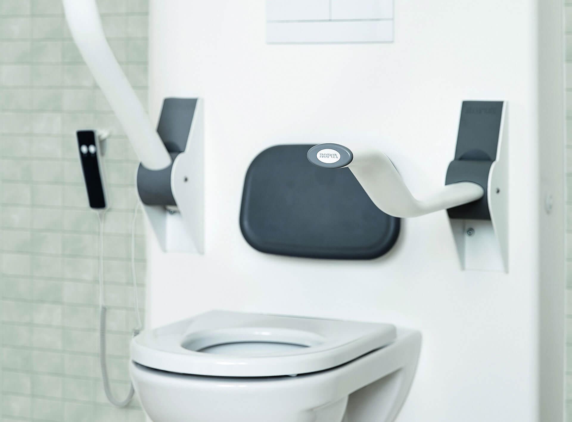 Cadre WC réglable électrique
