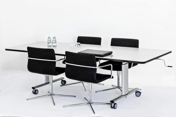 Table à hauteur variable de groupe Vision