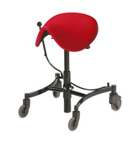 Salsa assise selle