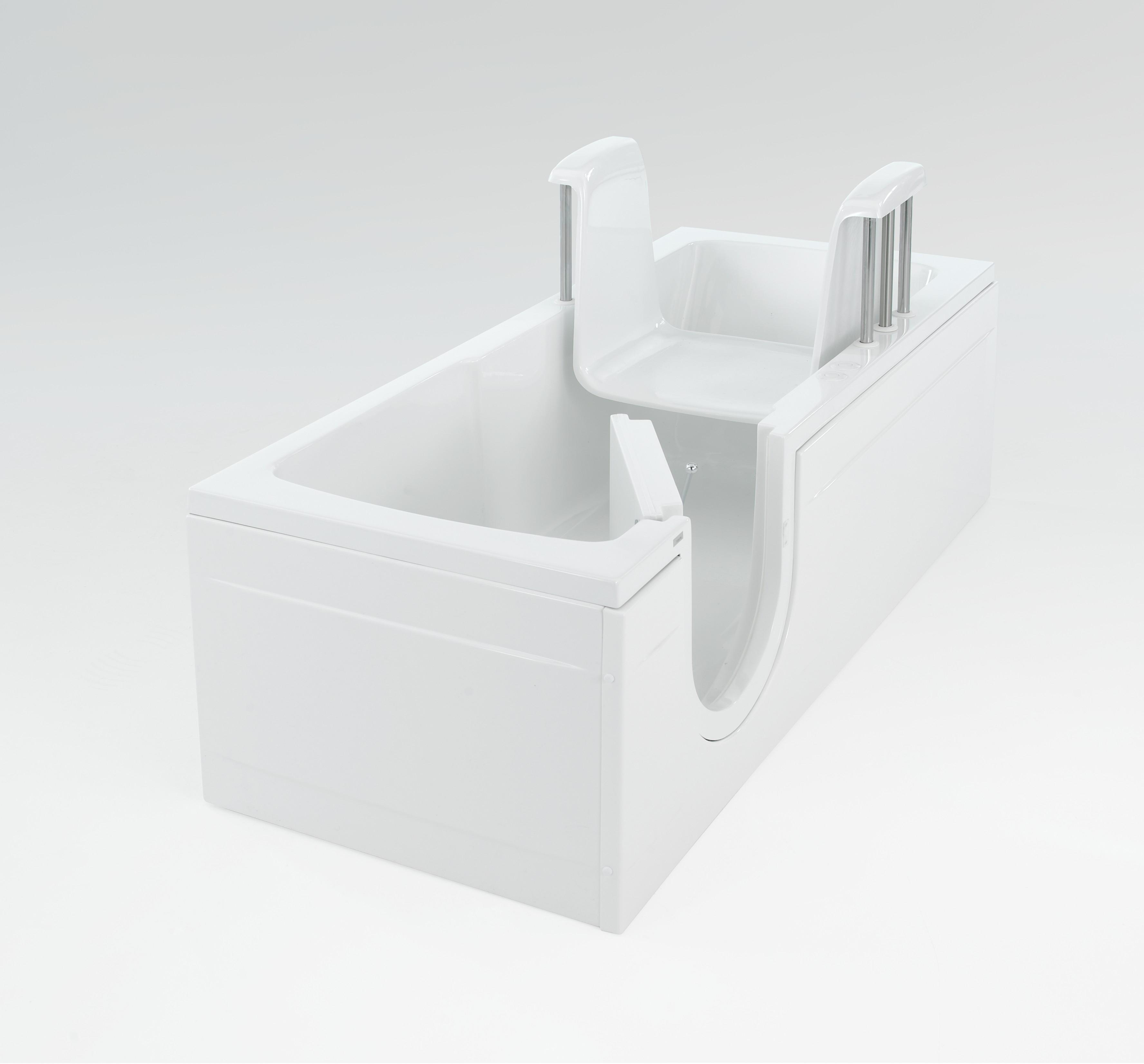 Aide Pour Sortir De La Baignoire baignoire cambridge plus, avec siège élévateur intégré