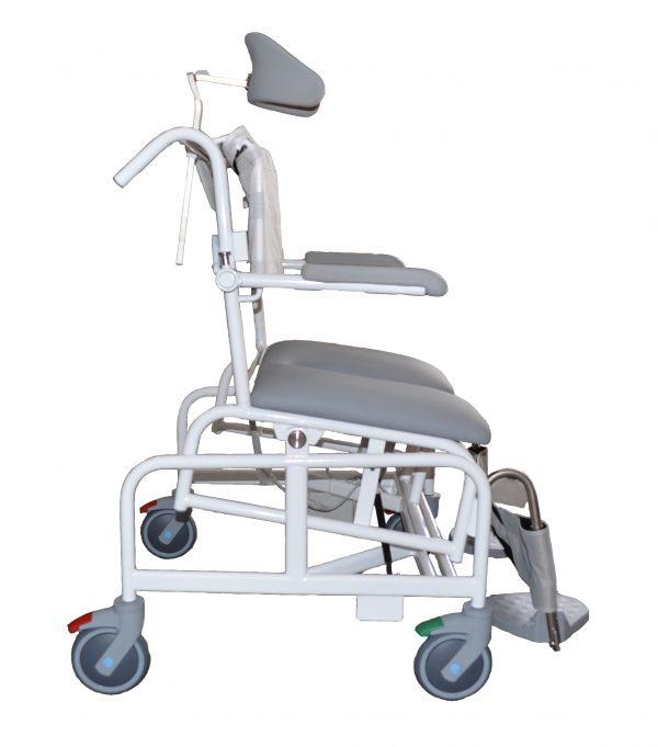 Chaise INOXline inclinable électrique XL 300kg