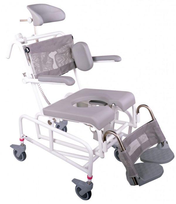 Chaise INOXline inclinable version électrique