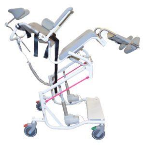 Chaise INOXline tout électrique XL 200KG