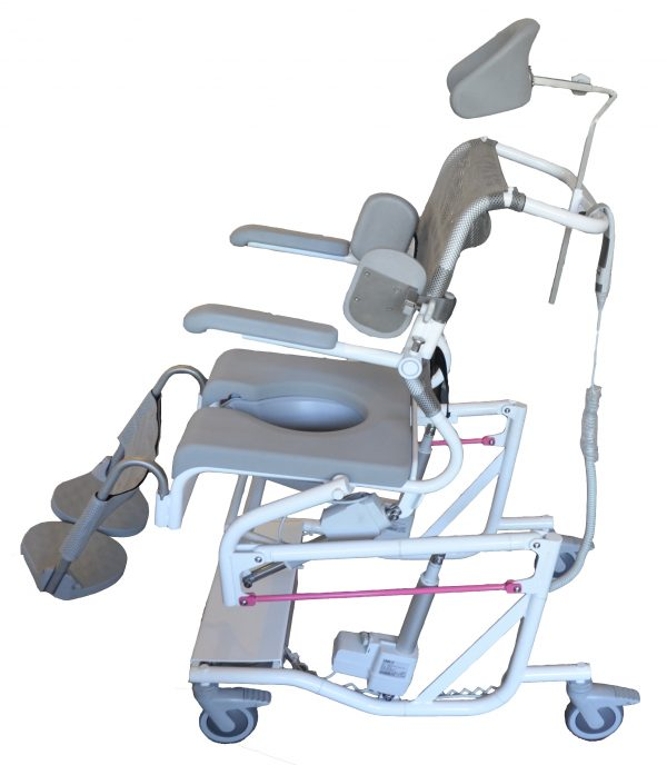 Chaises INOXline hauteur et inclinaison électriques